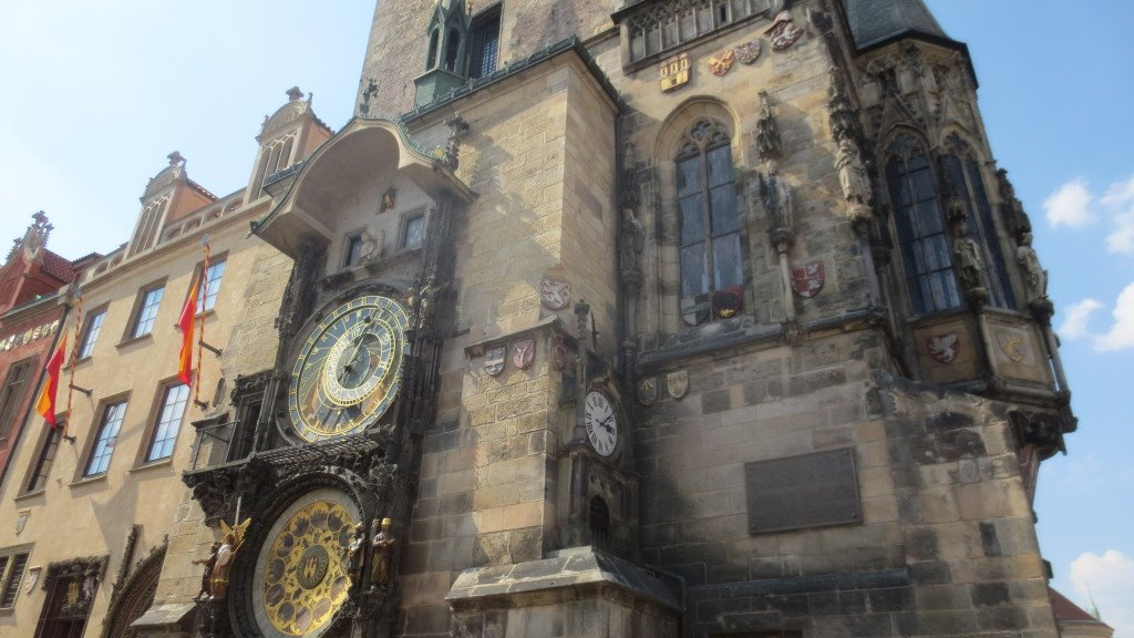 Astronomical Clock and the Old Town Hall