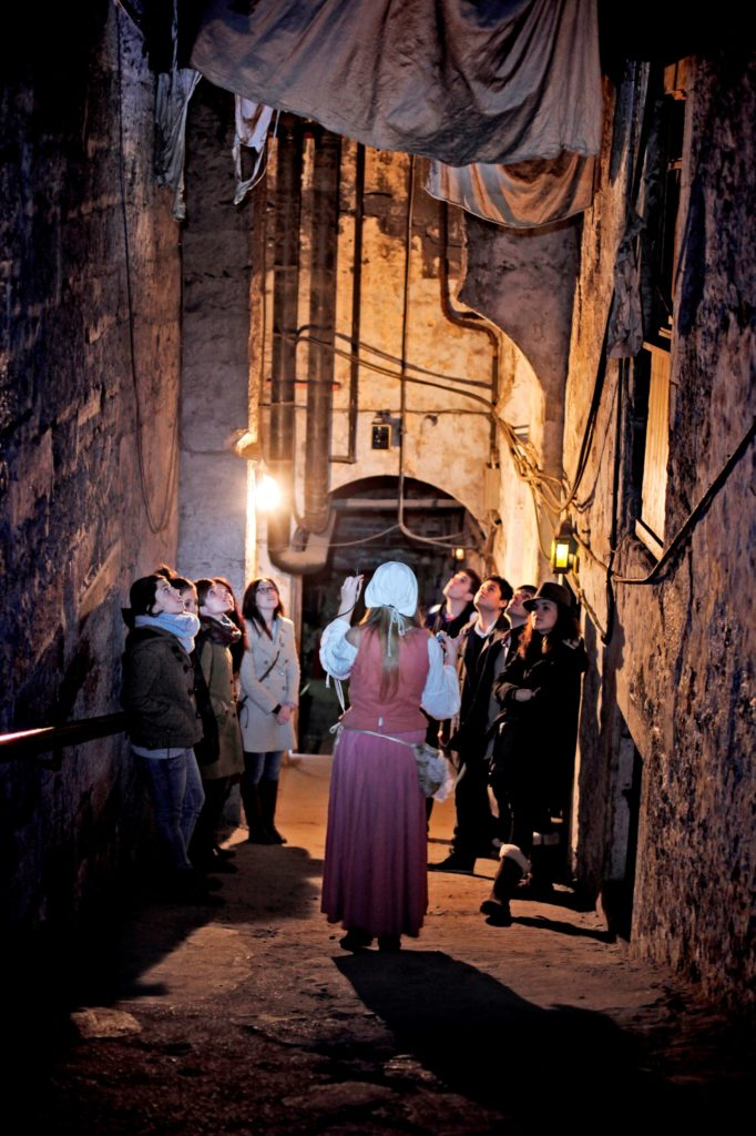 Mary King's Close Tour