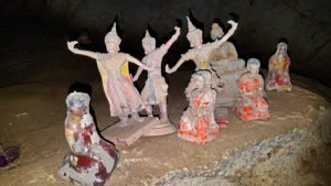 Muang On Cave Figurines #2