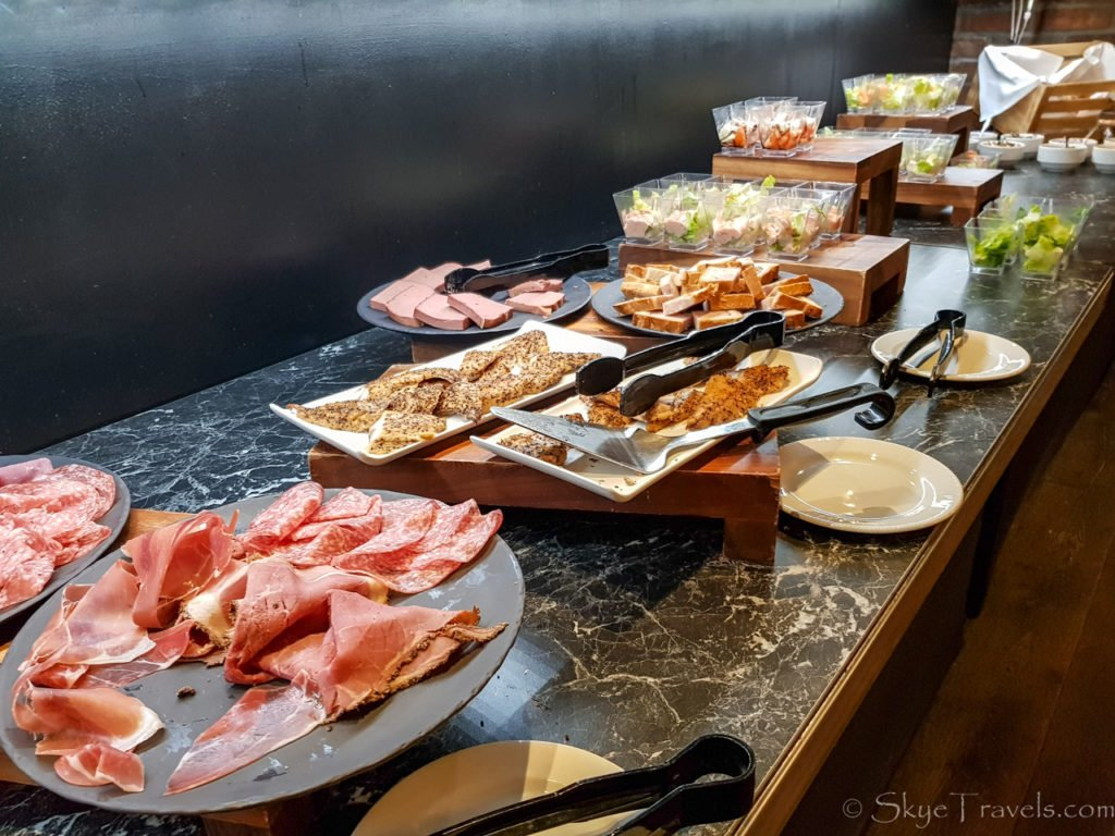 Village Hotel Carvery Buffet